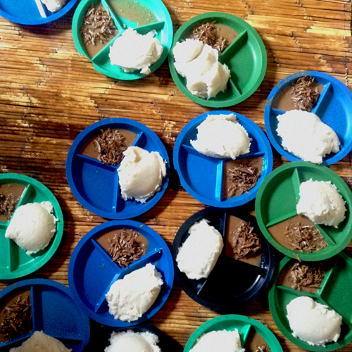 Kids' Lunch in Zimba