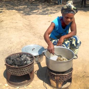 Zimba | Cooking