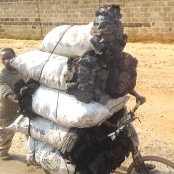 Charcoal Transportation