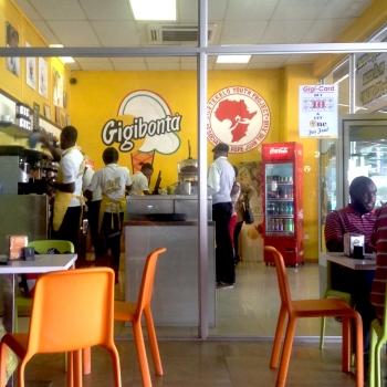 Ndola, Jacaranda Mall | Gigibontá Italian Ice Cream