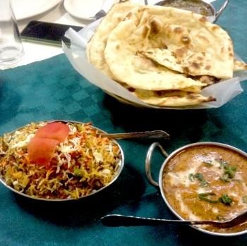 Kitwe | Indian-Nepali Dinner