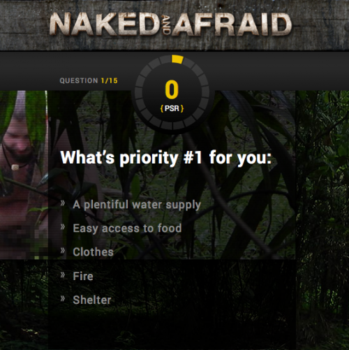 Primitive Survival Rating